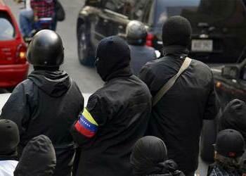 Colectivos Ramp Up Property Seizures in Venezuela