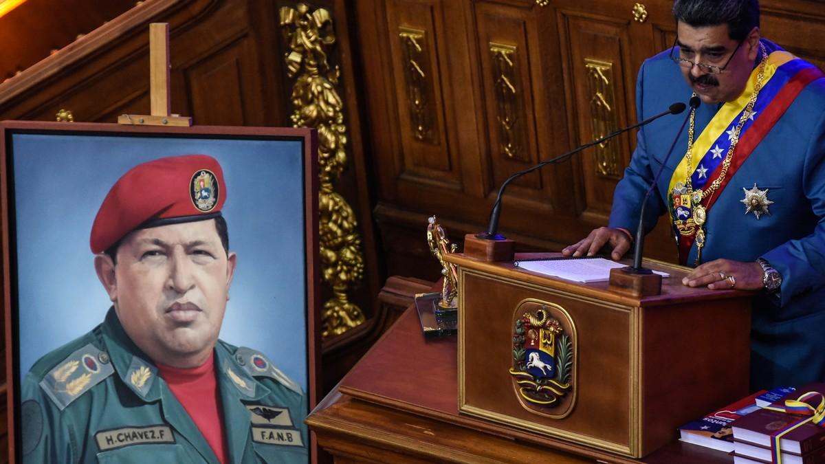 For Biden, Venezuela's Socialist Strongman is Still An Outcast