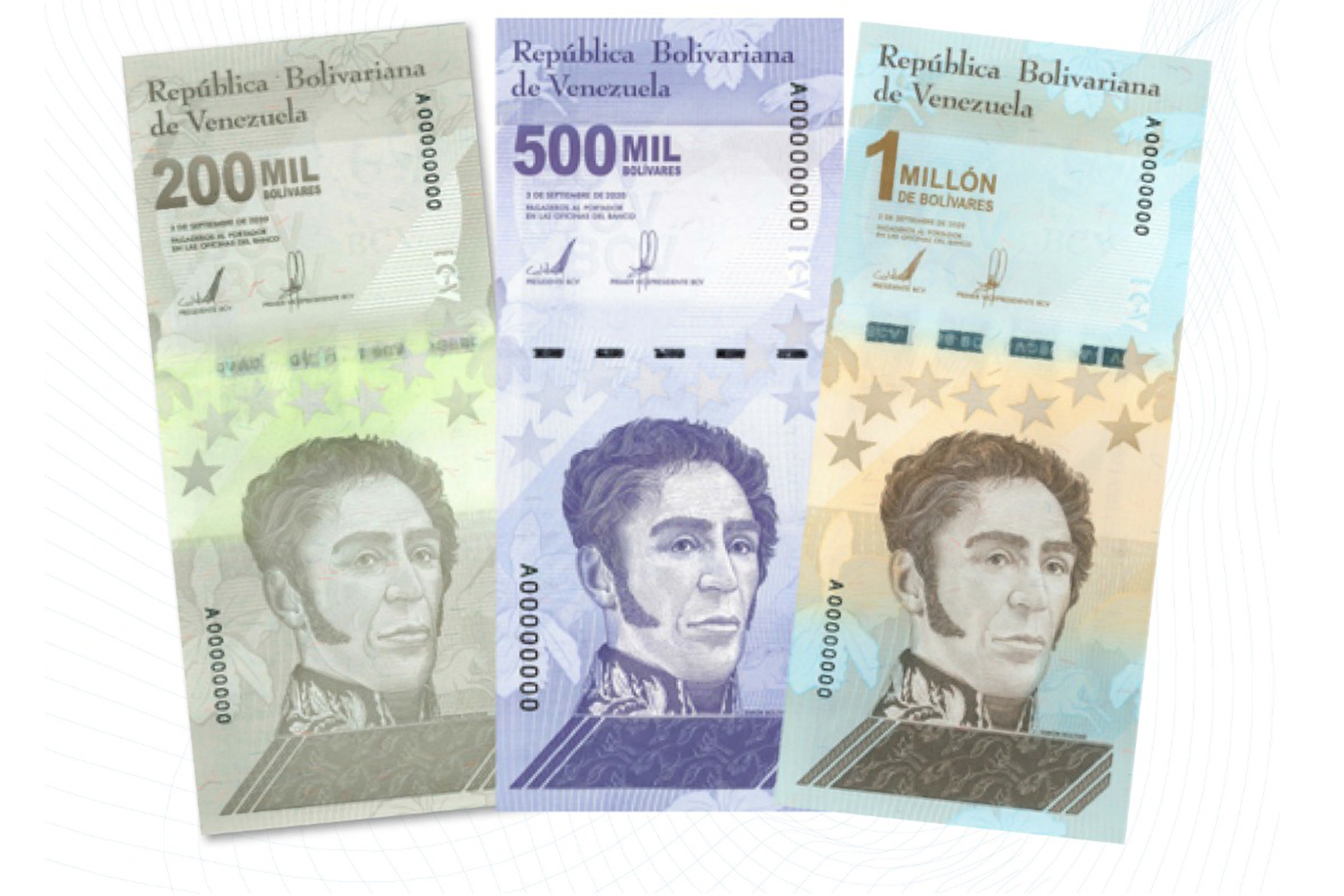 You can now be a 'millionaire' in Venezuela for 50 cents