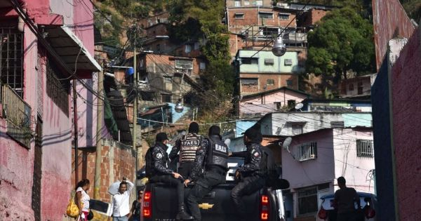 """UN human rights investigating the """"La Vega massacre"""" in Caracas by Maduro police forces"""