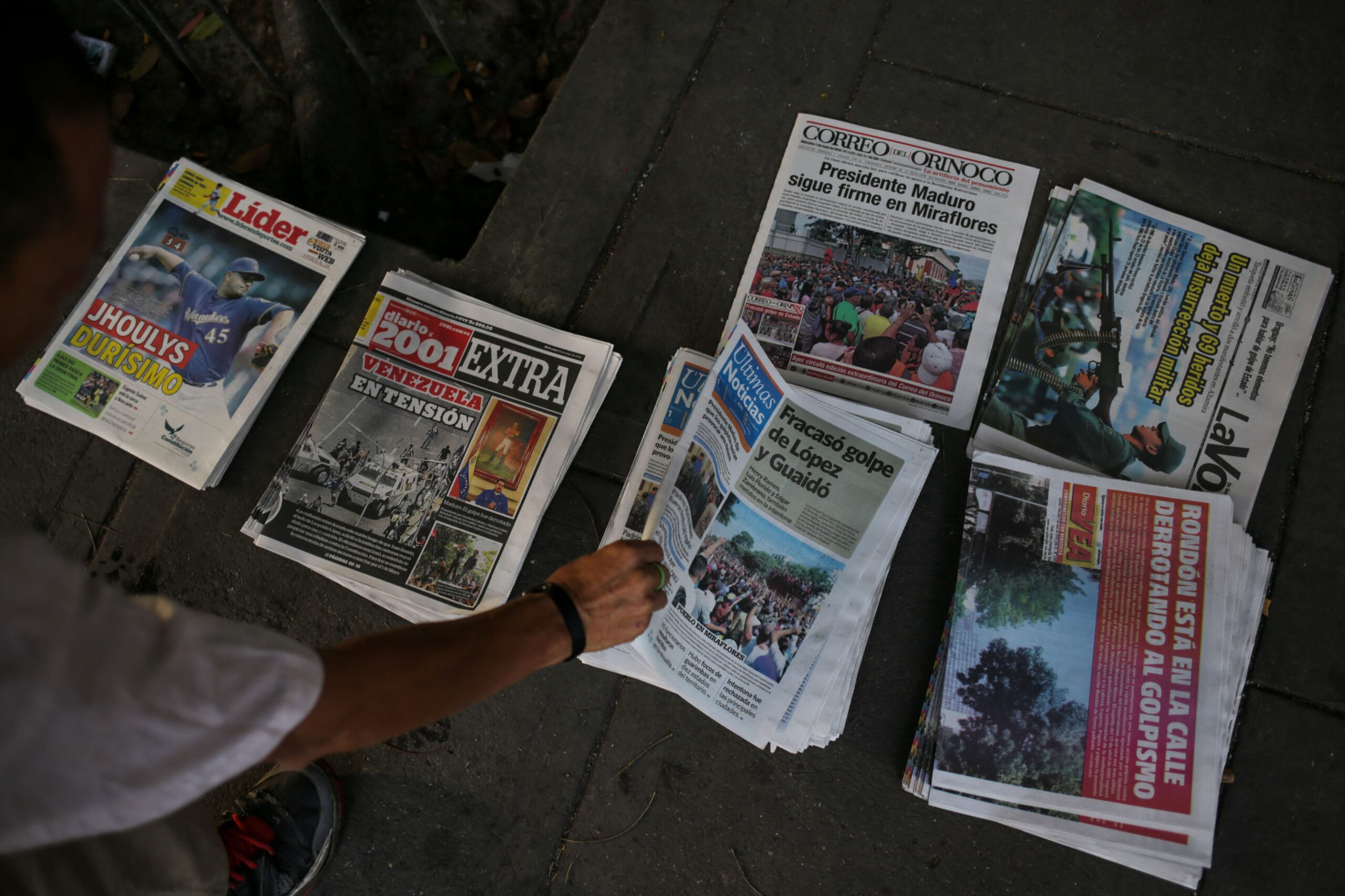 Rights Groups Concerned as Venezuela Reviews Media Laws