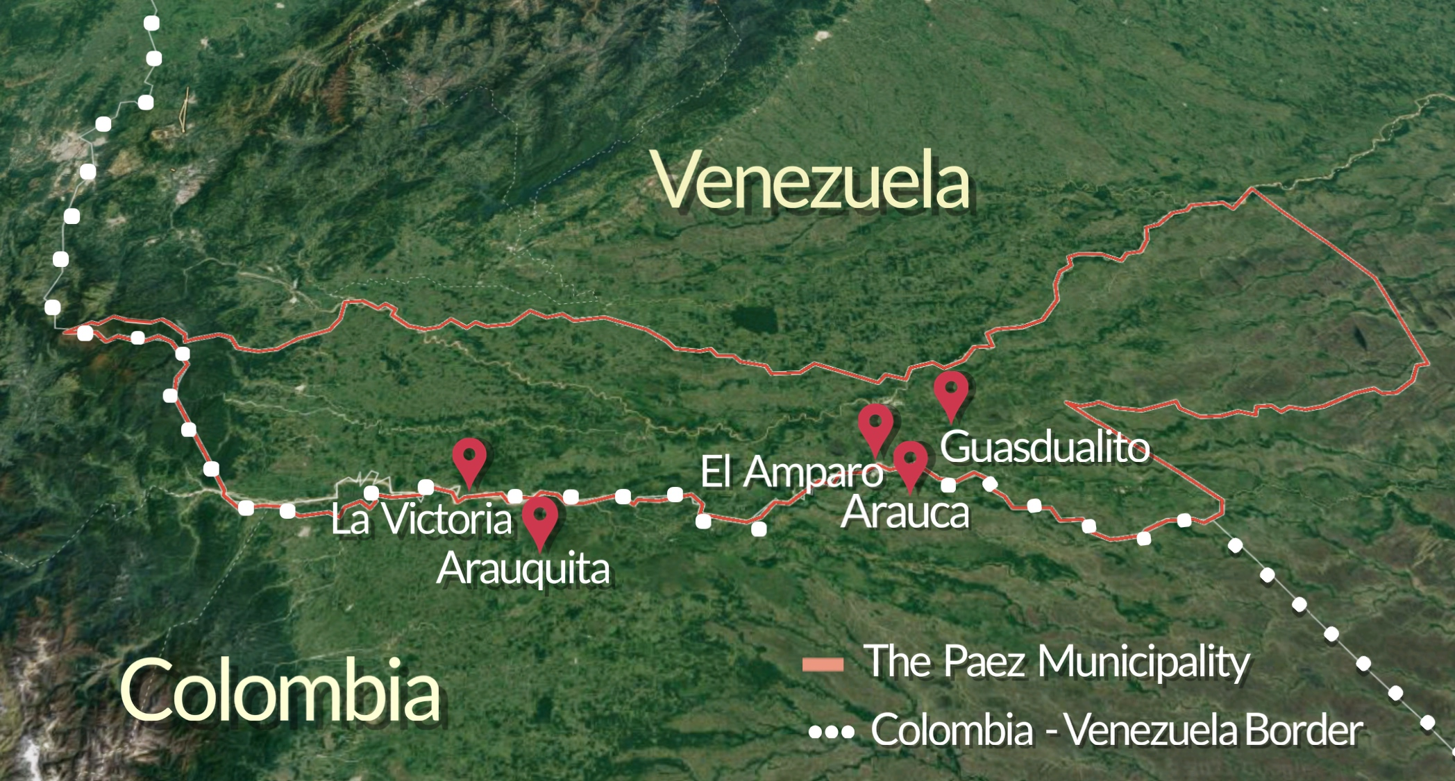 Combat on the Venezuela-Colombia Border: What We Know