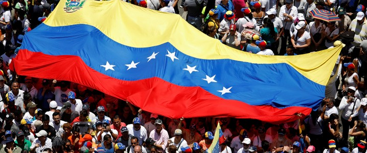 Is Venezuela Preparing For A Military Strike On Colombia?