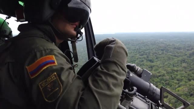 Venezuela Says 8 Soldiers Killed in Clashes on Colombian Border