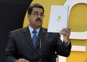 Bitcoin Cryptocurrency Adds to Venezuela Money Laundering Risk