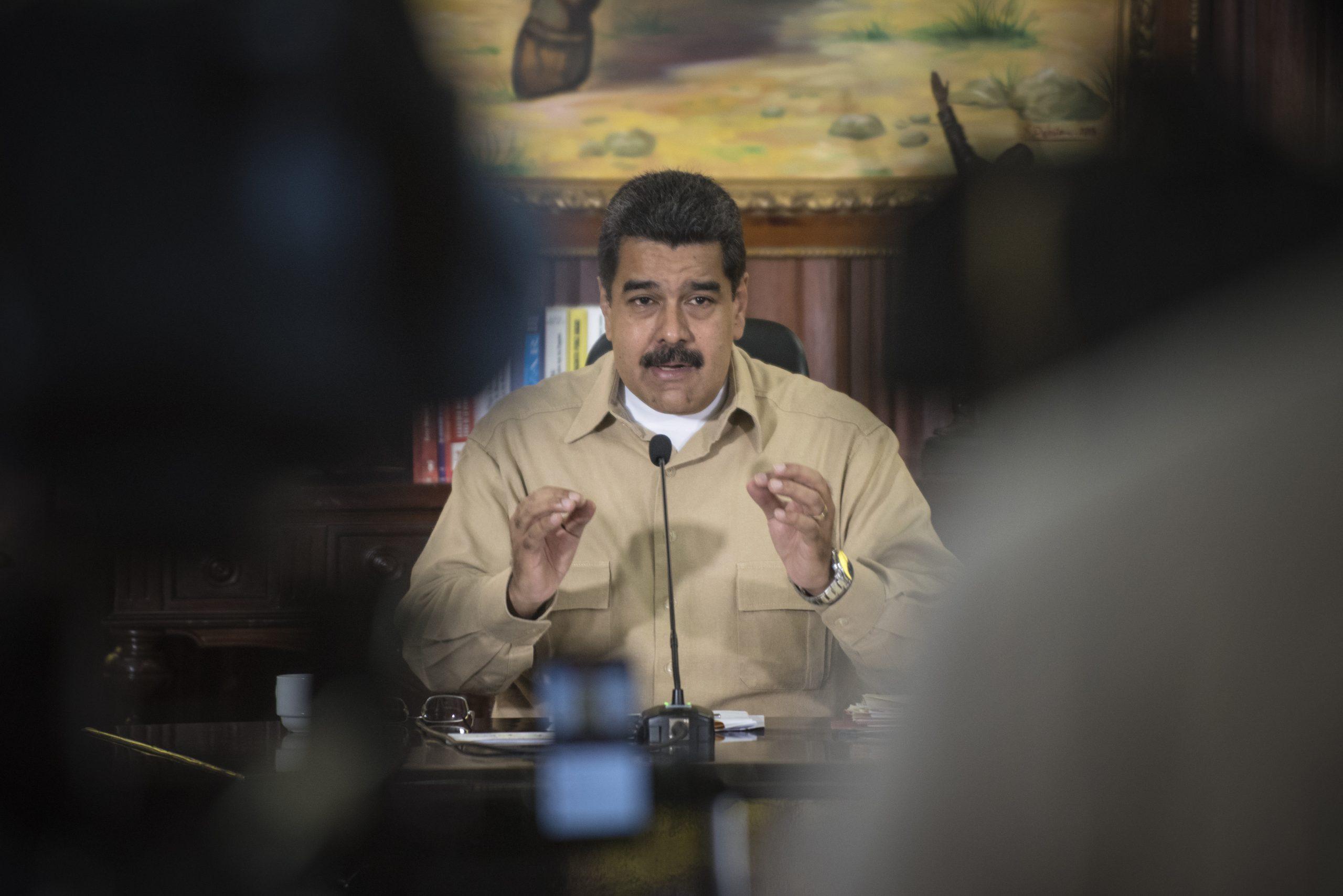 Digital Autocracy: Maduro's control of the Venezuelan information environment