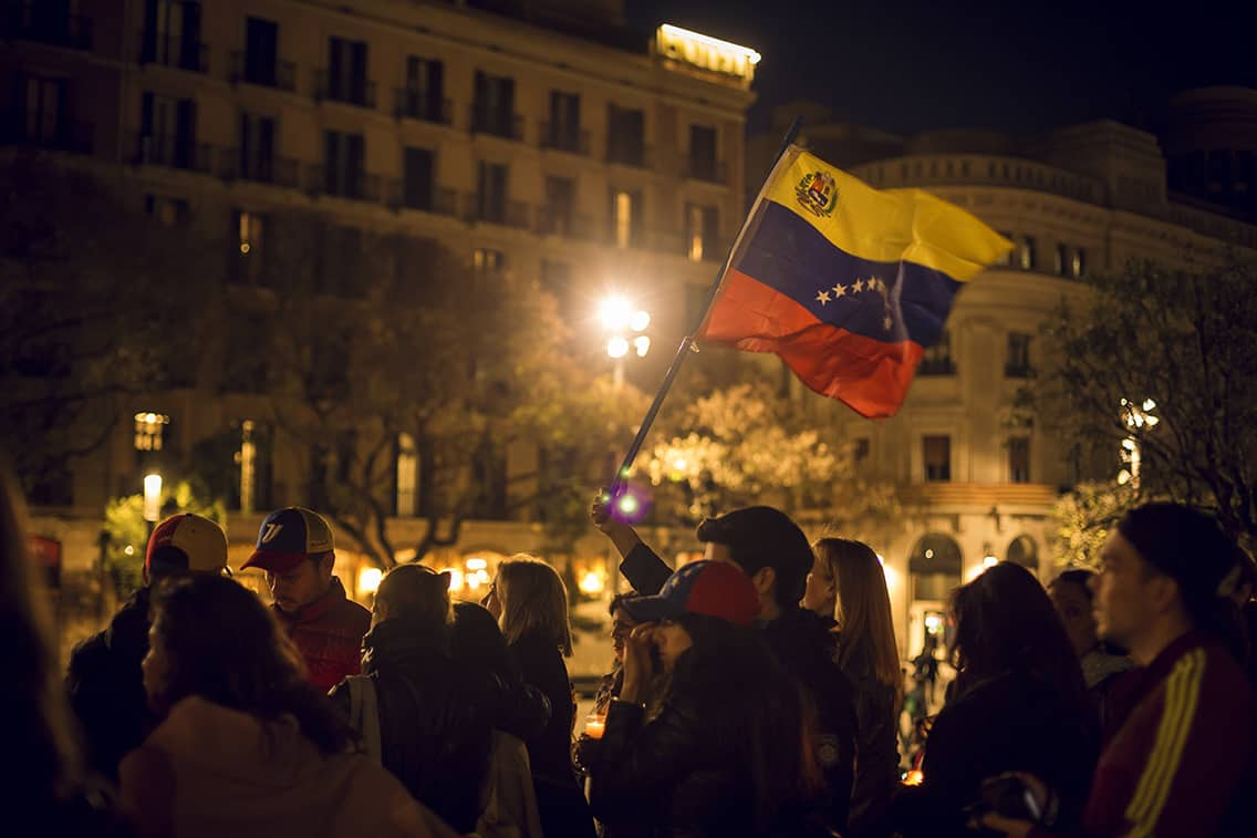 UAE-Venezuela betrayal leave US scrabbling for influence