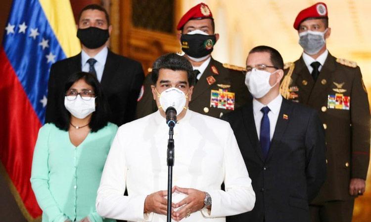 Maduro says Venezuela will produce Cuban Covid-19 vaccine