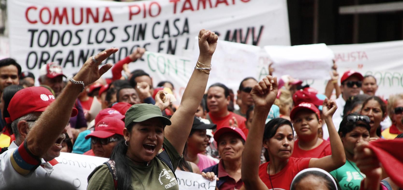 The Communal State: Maduro's Inherited Social Control Machine