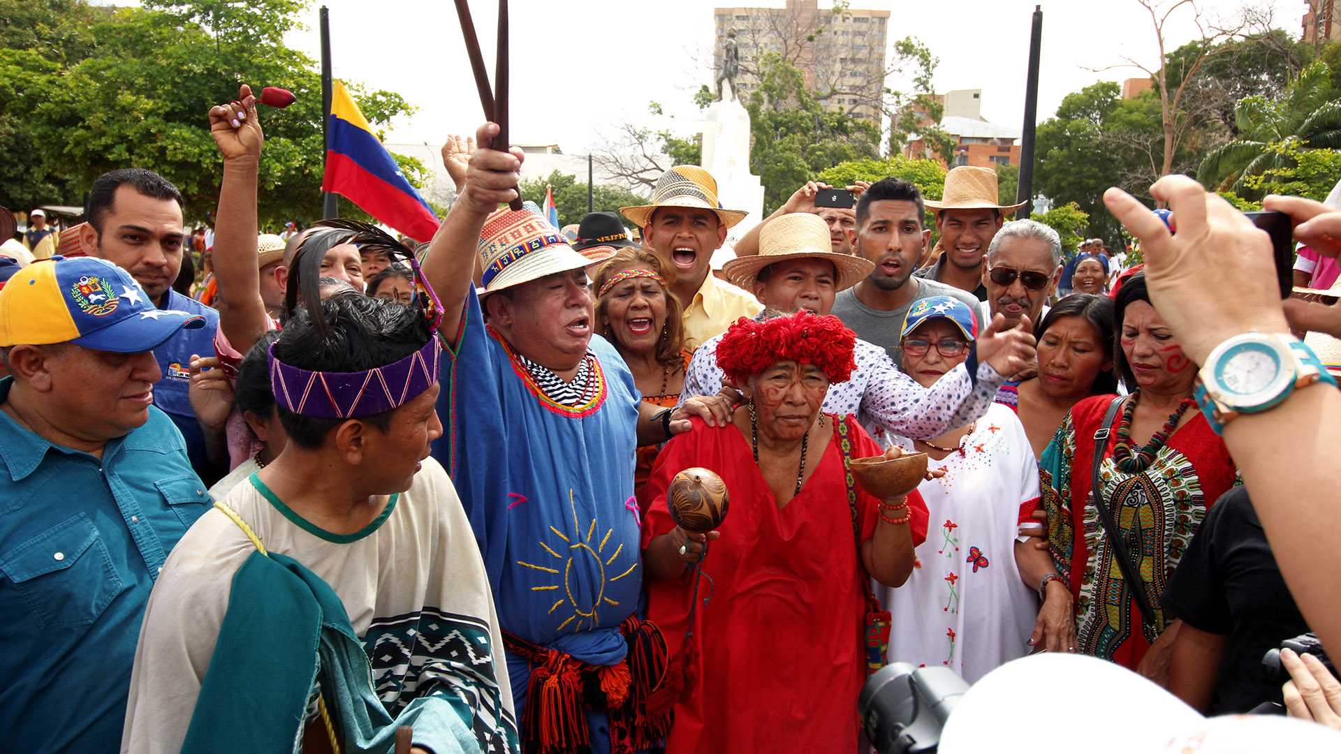 Indigenous Rights in Venezuela: Unfulfilled Promises, Trampled Dignity