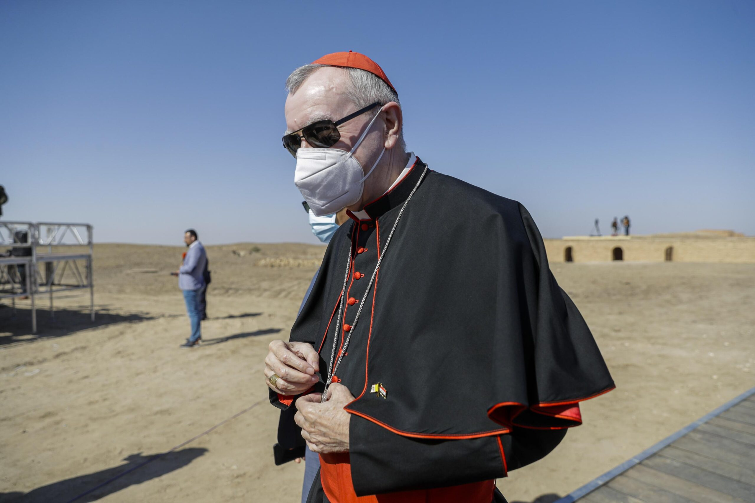 Vatican No 2 skips trip to Venezuela, cites pandemic