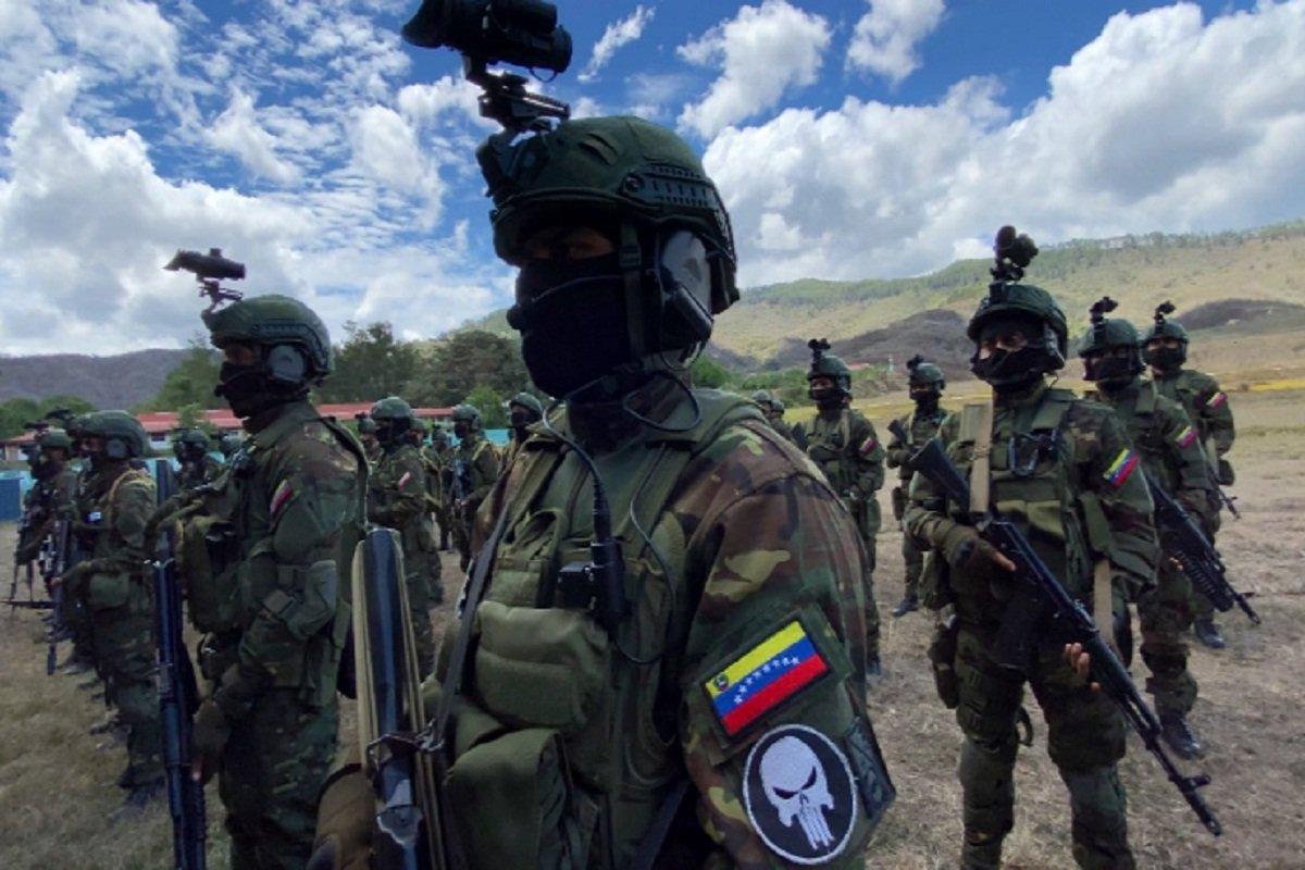 Enviadas más tropas de las Faes a la frontera para combatir amenazas: Ceofanb