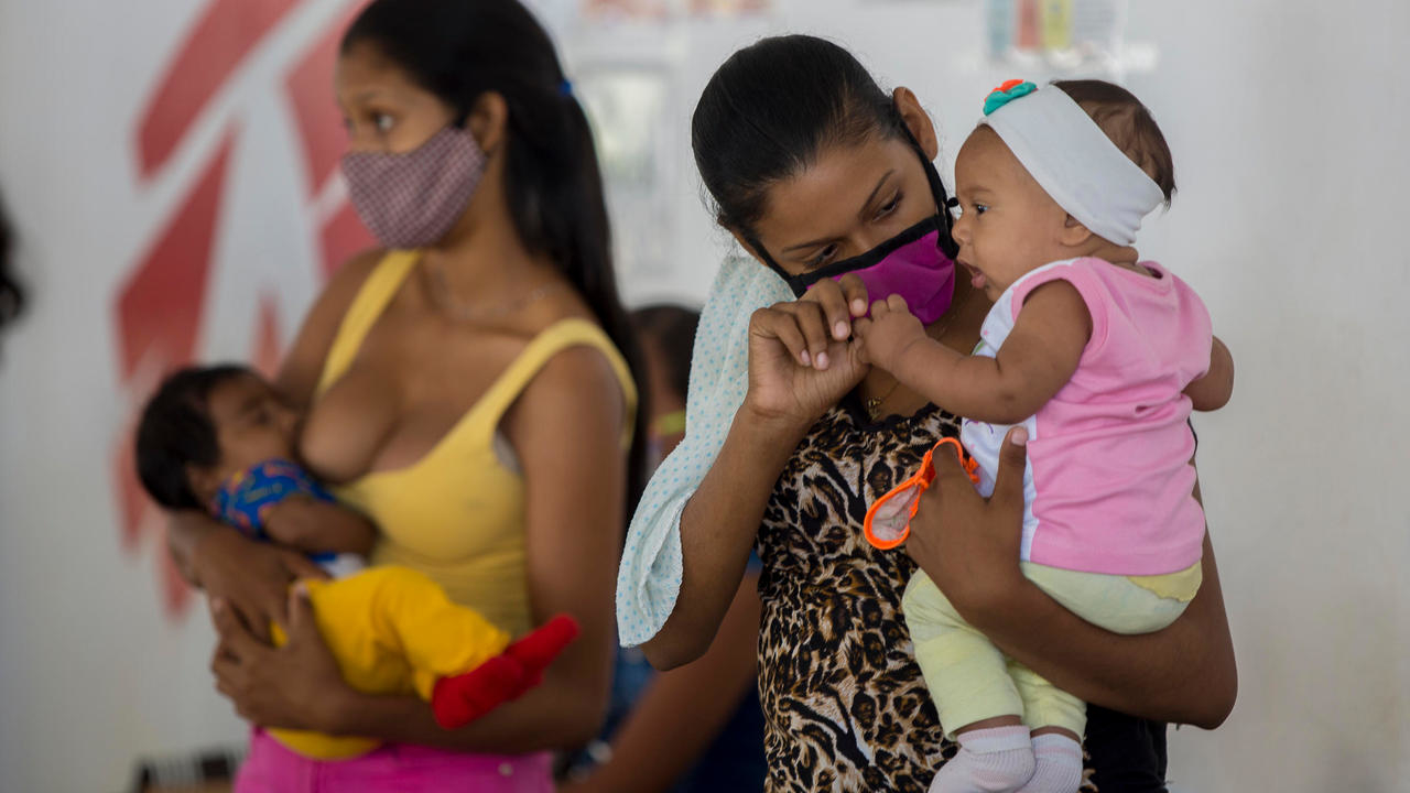 Free contraception helps fight high Venezuela teen pregnancy rate