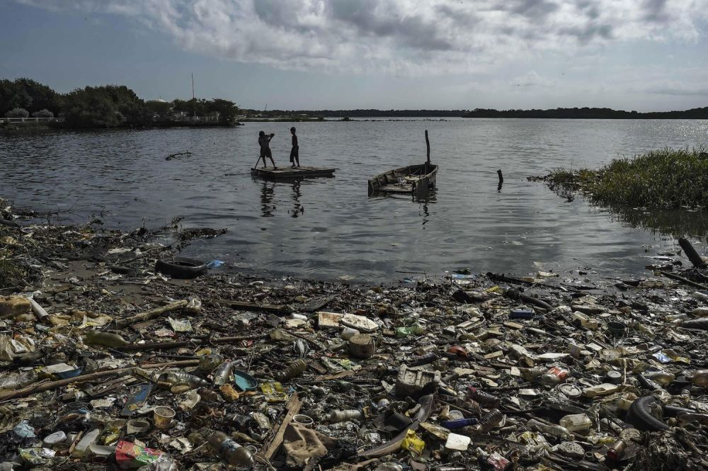 Venezuela's Maduro Should Be Tried for Ecocide