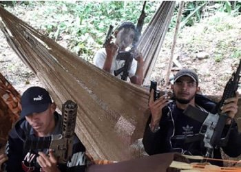 The Unlikely Resistance of a Lone Mining Gang in Venezuela