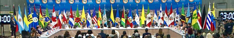OAS – Organization of American States: Democracy for peace, security, and development