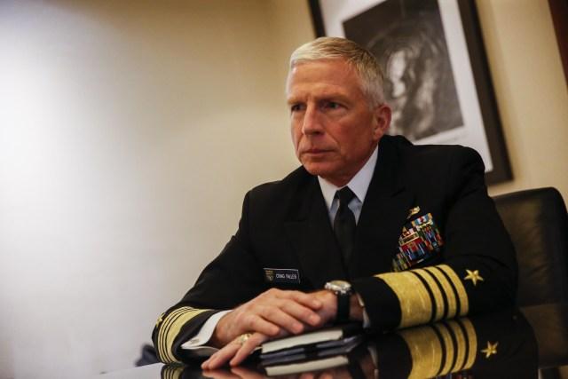 Craig Faller advirtió que el Comando Sur mantiene bajo la lupa la situación de Venezuela