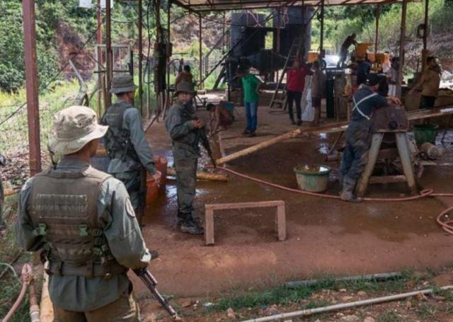 Reportaron enfrentamiento entre GNB y grupo irregular en El Callao