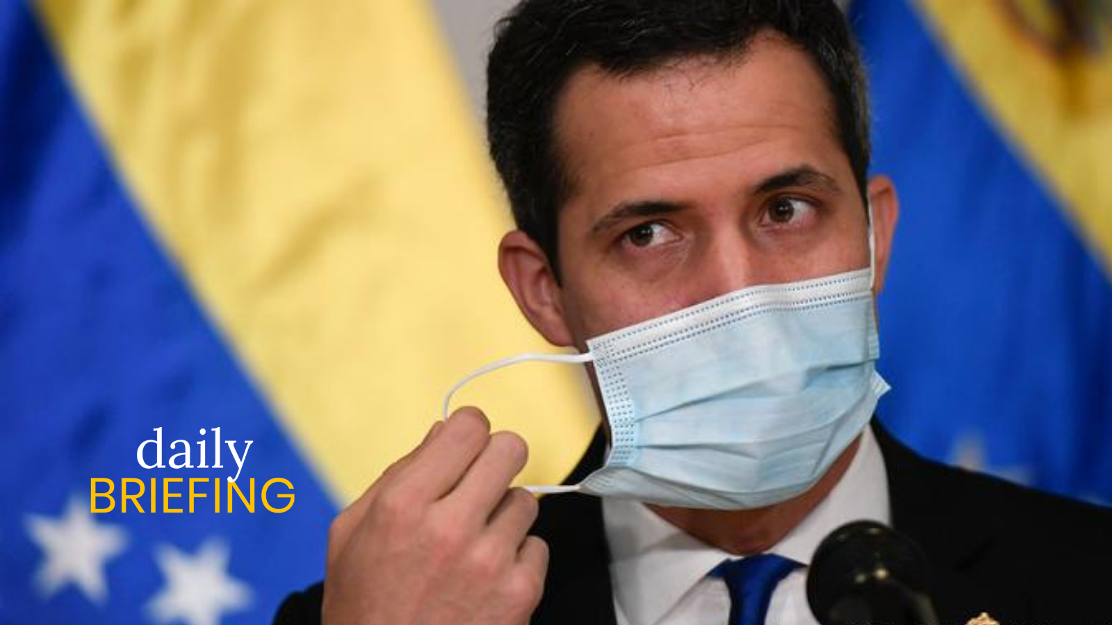 """Guaidó: """"A Negotiation With Open Microphones Undermines The Seriousness Of The Process"""""""