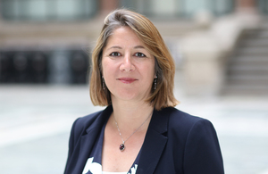 Appointment of Chargé d'Affaires ad interim at the British Embassy in Venezuela