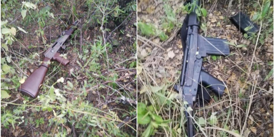 Fusil de las Fuerzas Armadas de Venezuela vinculado en atentado a Duque