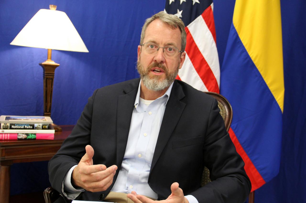 Embajador James Story aseguró que es «muy factible» que se concrete un acuerdo político en Venezuela (Video) – AlbertoNews – Periodismo sin censura