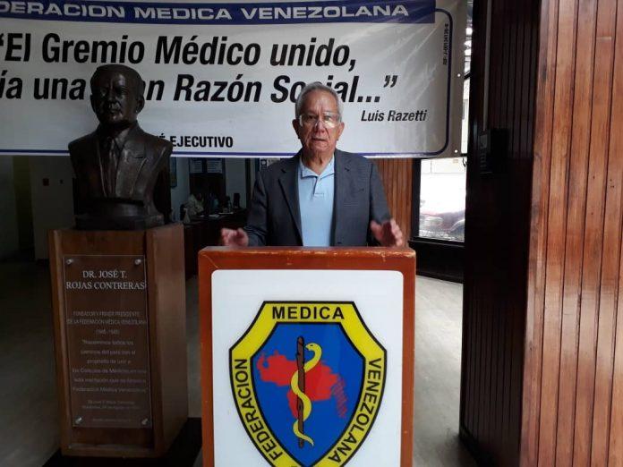 Federación Médica Venezolana llama a la población a no dejarse inyectar la vacuna cubana Abdala