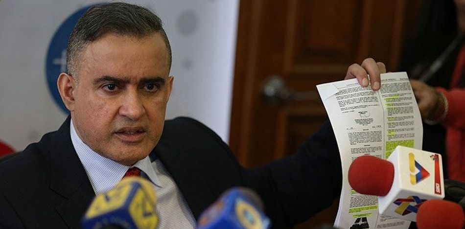 Fiscal de Maduro irrumpe en defensa de Álex Saab para impedir extradición