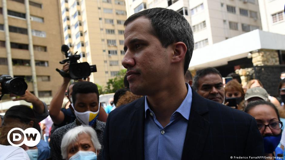 La Policía venezolana intentó detener a Guaidó en su casa | DW | 12.07.2021