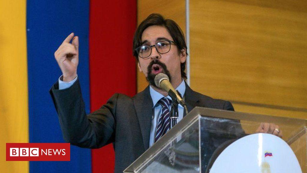Venezuela opposition figure Freddy Guevara arrested
