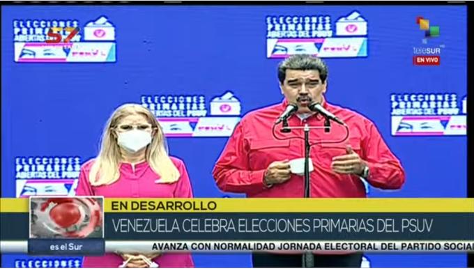 Chavismo y oposición discuten agenda de siete puntos para la negociación