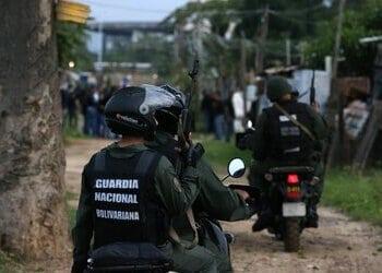 Venezuela's Smaller Gangs Carve Out Local Criminal Fiefdoms