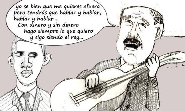 El mismo mariachi…